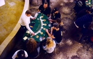 Tucker Texas Hold 'em Tournament Presented by 100%