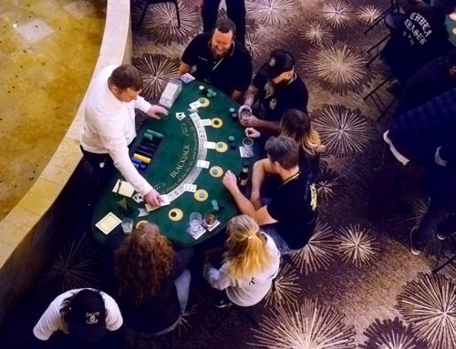 Tucker Texas Hold 'em Poker Tournament Presented by 100%